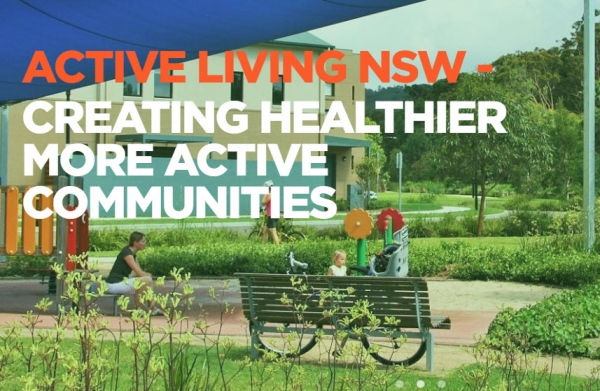 Active Living NSW: Creating healthier more active communities.